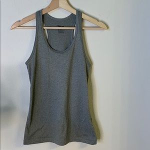 Nike | Dry-fit grey tank top